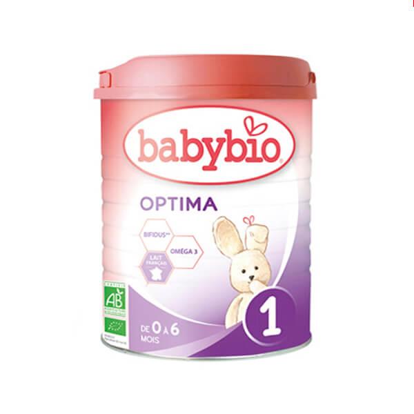 伴宝乐一段近母乳有机婴儿奶粉800g