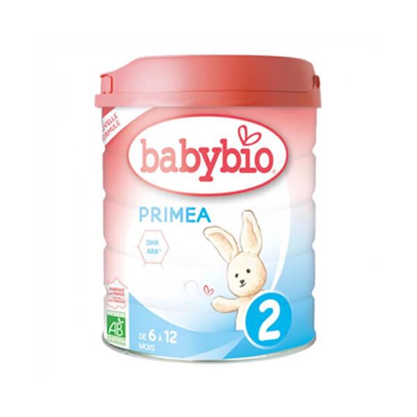 伴宝乐二段标准婴儿奶粉800g