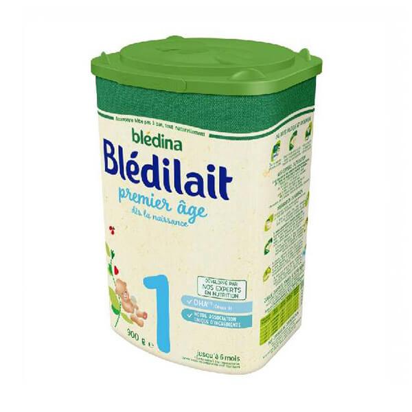 Blédilait贝乐蒂一段标准婴儿奶粉900g