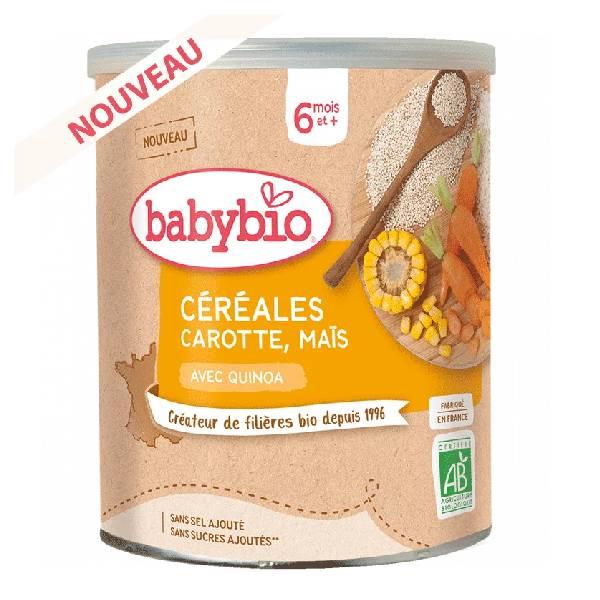伴宝乐婴儿米粉玉米胡萝卜维C口味220g