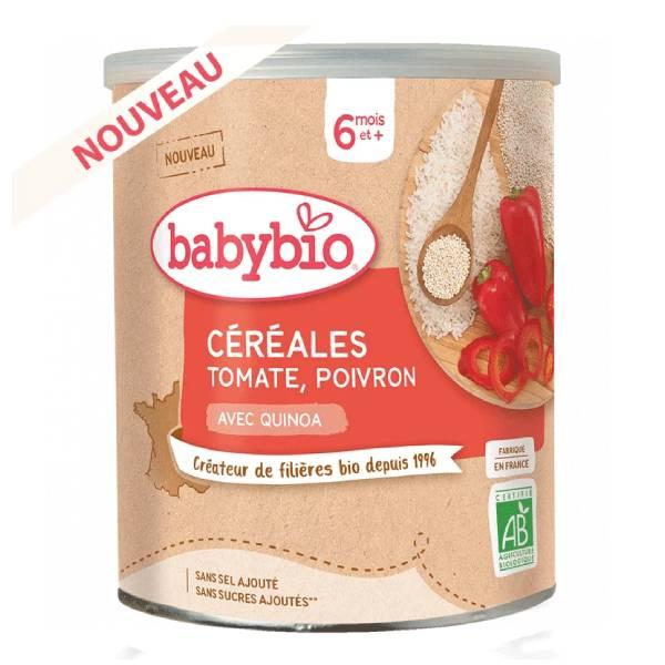 伴宝乐婴儿米粉西红柿维C口味220g