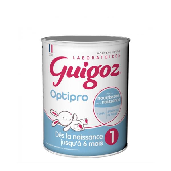 Guigoz古戈氏一段标准婴儿奶粉800G