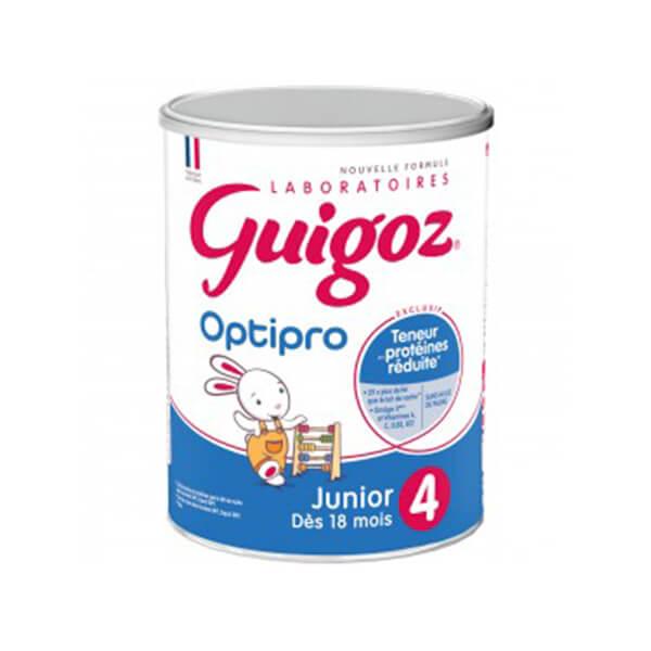 GUIGOZ古戈士4段标准婴儿奶粉900G小包
