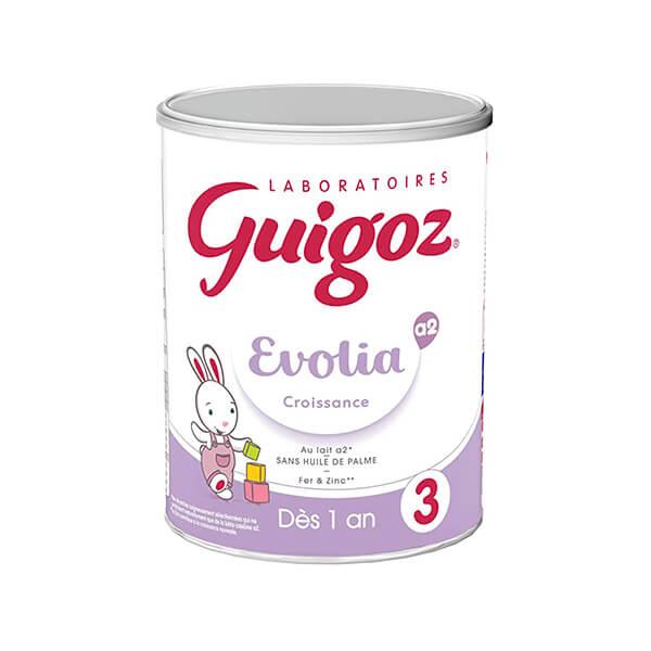 GUIGOZ古戈士3段近母乳婴儿奶粉800G小包