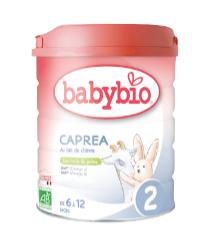伴宝乐2段羊奶粉有机婴儿奶粉800g小包