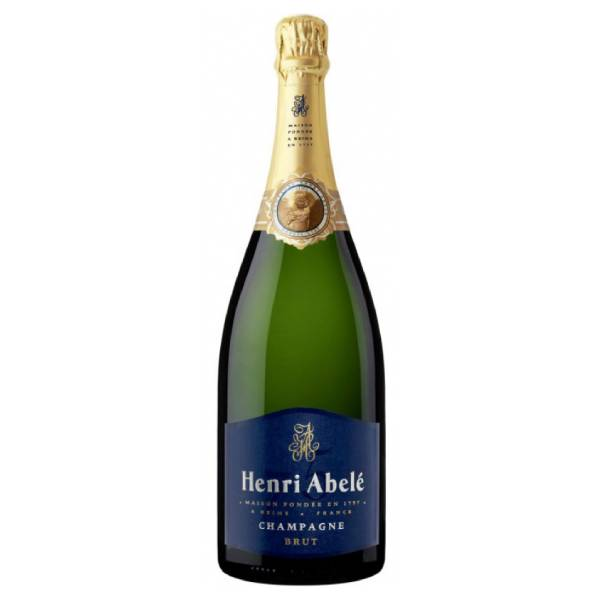 HENRI ABELE CHAMPAGNE 法国亨利埃伯利黄金天使极干型香槟12度