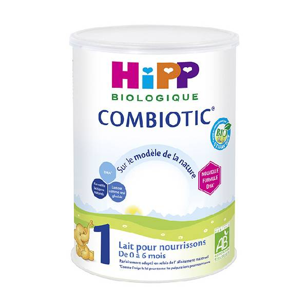 HIPP COMBIOTIC 喜宝一段益生菌有机奶粉800G小包